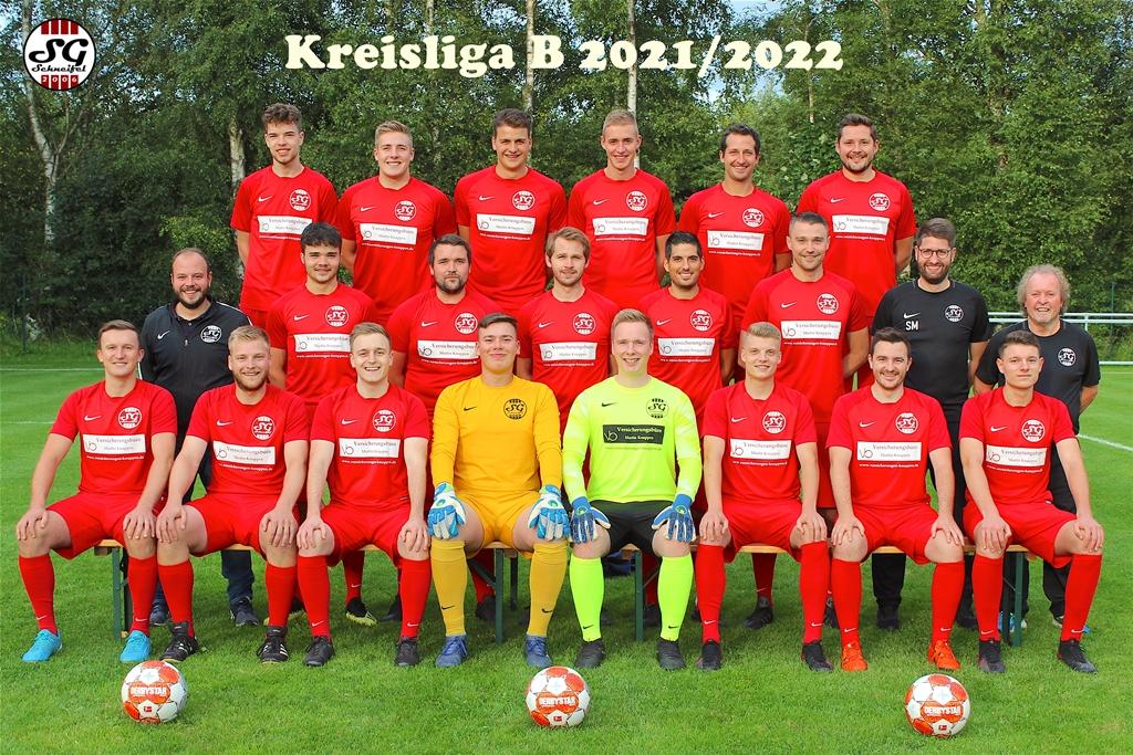 Read more about the article Kreisliga B-1 Eifel: SV Roth-Kalenborn – SG Schneifel-Auw II, 1:6 (0:2), Gerolstein